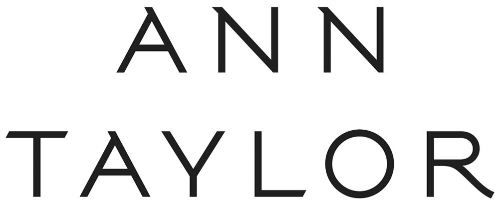 Brand New: New Logo for Ann Taylor.