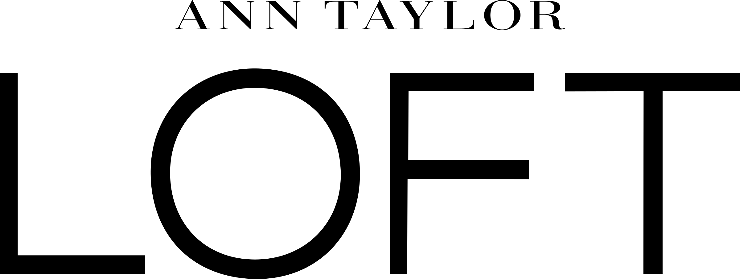 Ann Taylor LOFT Logo PNG Transparent & SVG Vector.