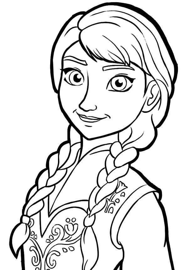 2847 Elsa free clipart.