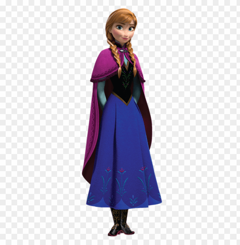 Download princess anna frozen clipart png photo.