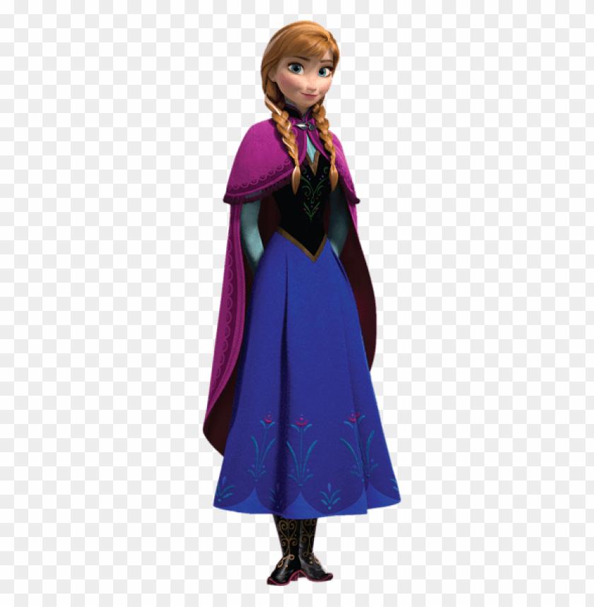 Download princess anna frozen clipart png photo.