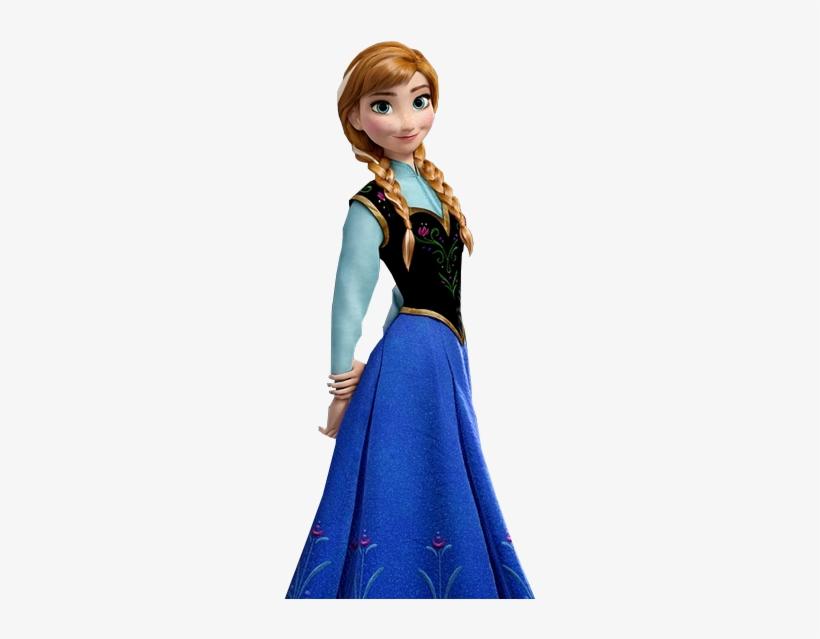 Disney Anna Frozen Png.