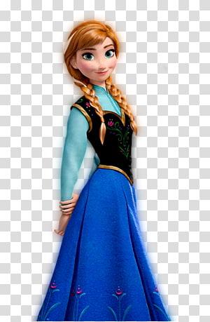Frozen Cloth Napkins Paper Elsa Anna, Frozen transparent background.
