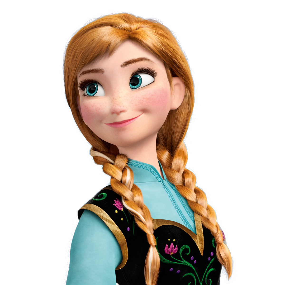 Free Anna Frozen Png, Download Free Clip Art, Free Clip Art.