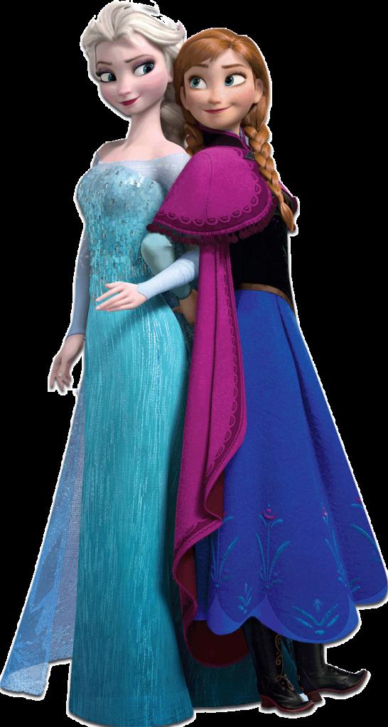 Princesa Anna Frozen Png Vector, Clipart, PSD.