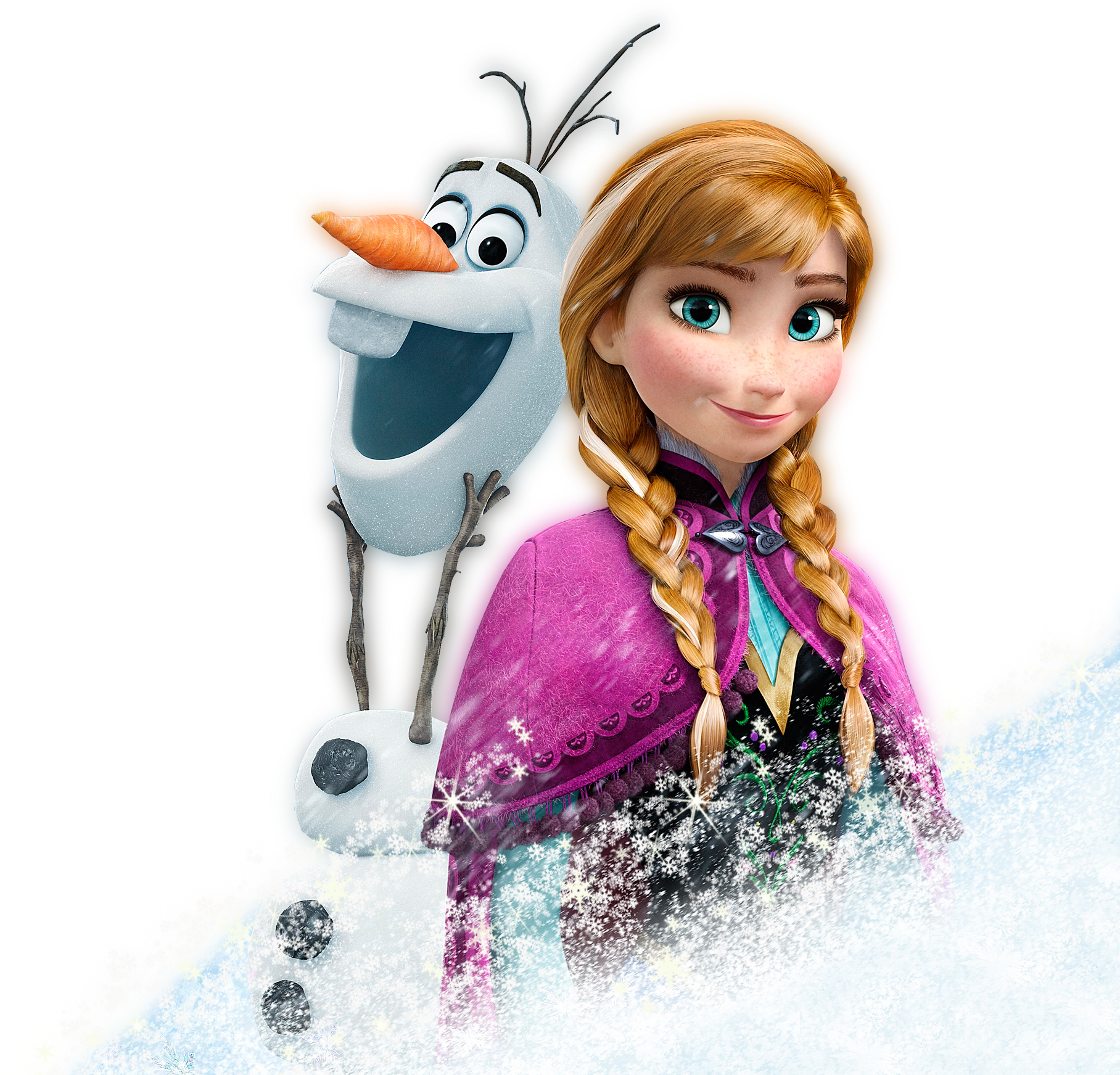 Download Frozen Kristoff Elsa Olaf Anna Free Photo PNG Clipart PNG.