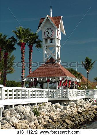 Stock Photo of Bradenton Beach, FL, Florida, Longboat Key, Anna.