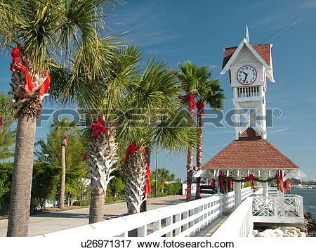Picture of Bradenton Beach, FL, Florida, Longboat Key, Anna Maria.