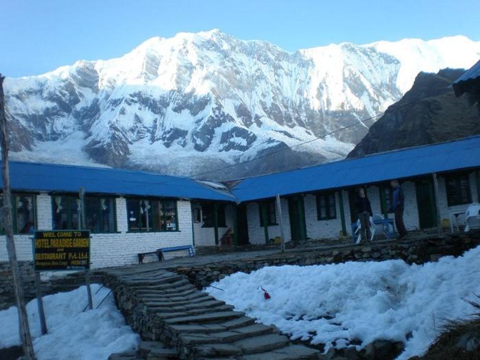 7 days Annapurna Base Camp Trek, ABC Tour.