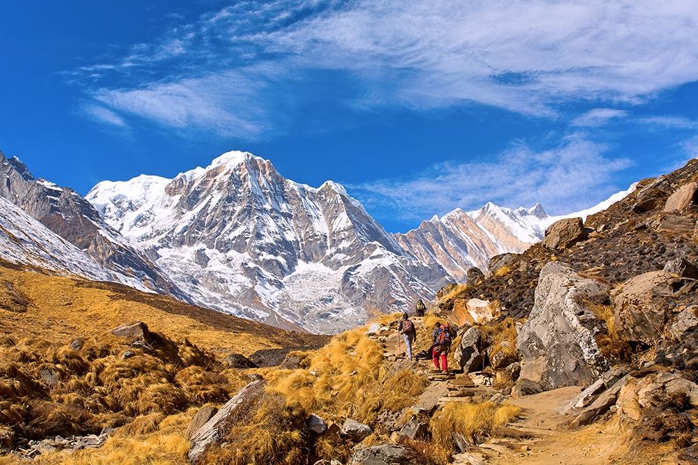 Annapurna Base Camp Short Trek 7 Days.