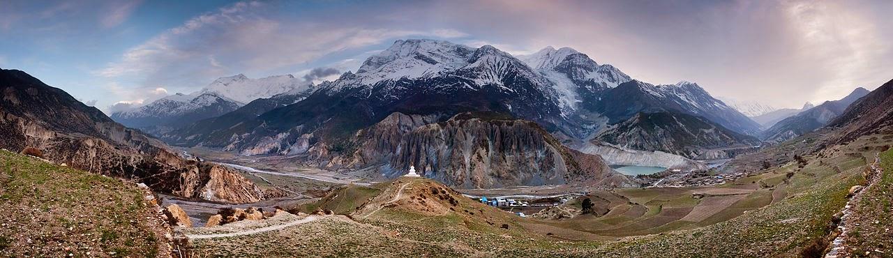 Nepal and Nature.