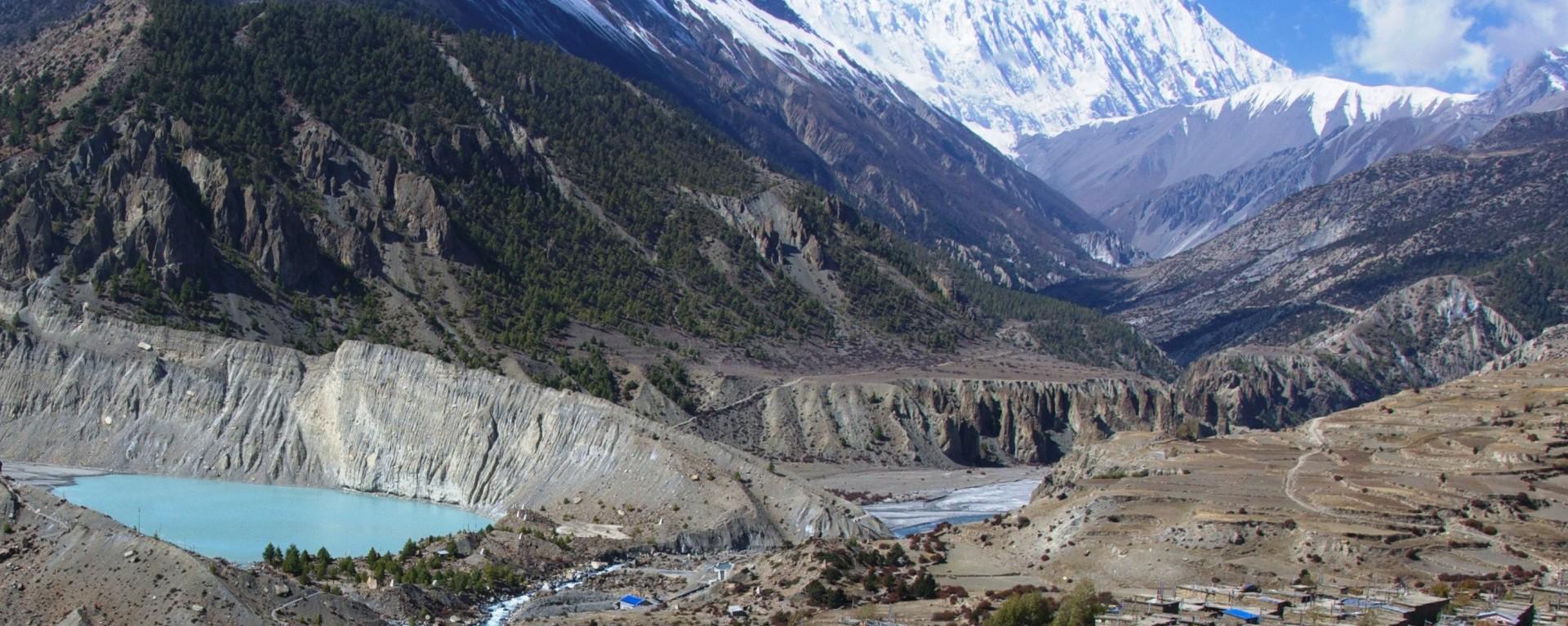 Annapurna Circuit Trek.