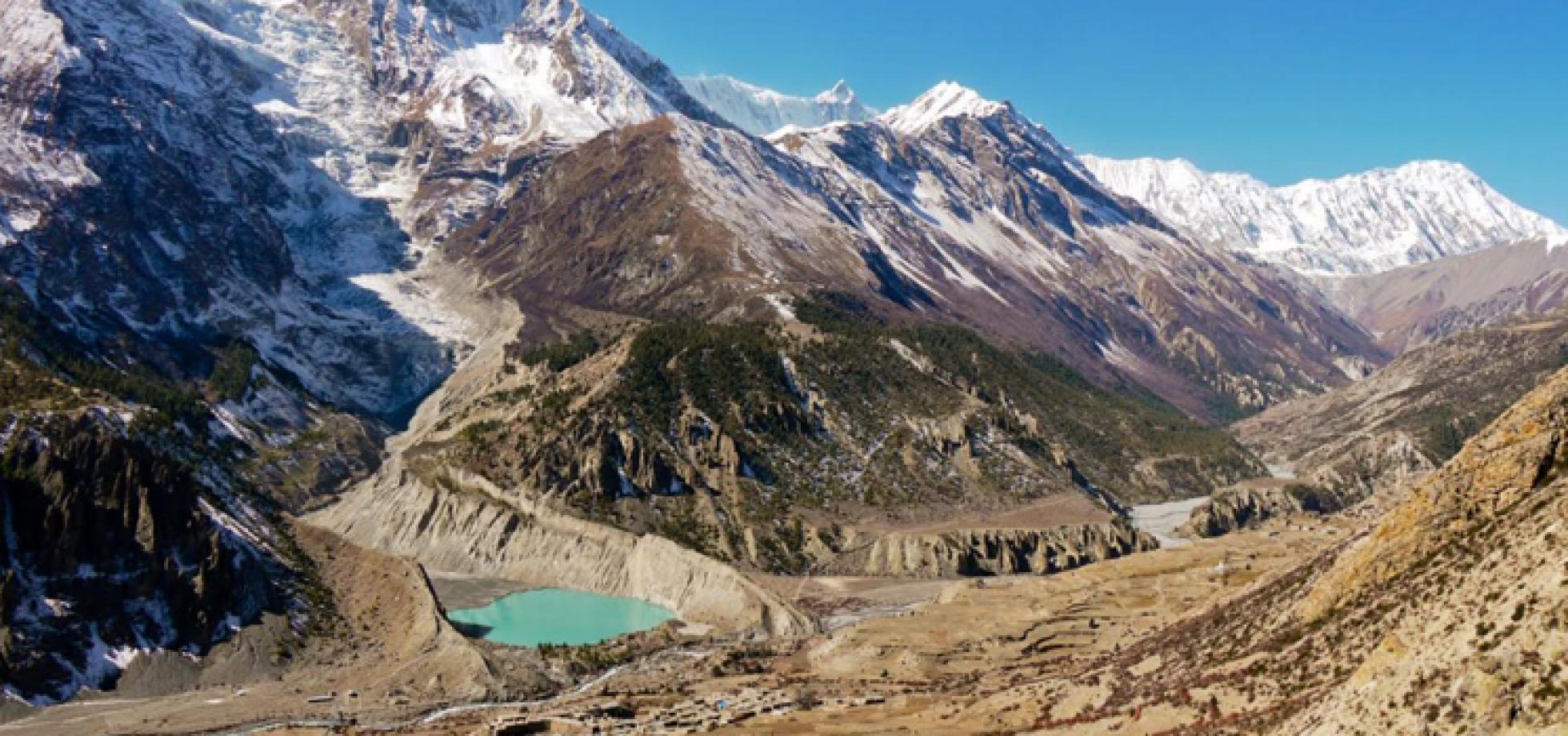 Annapurna treks for a remote trekking adventure 2017.