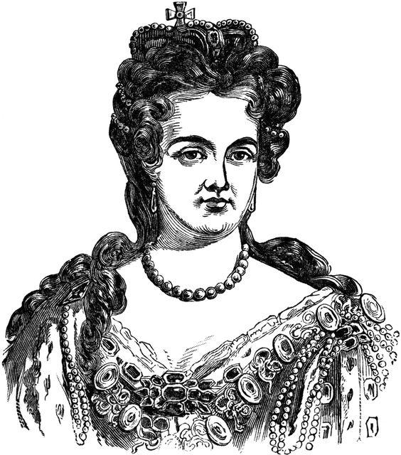 Queen Anne.