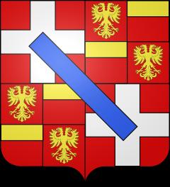 Liste des seigneurs puis barons de Candé.