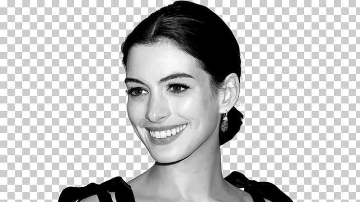 Anne Hathaway Black and white Drawing 1080p, Anne Hathaway.