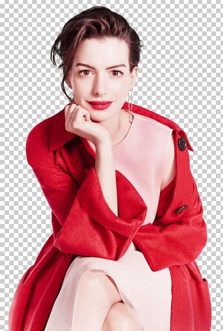 Anne Hathaway Red Coat PNG, Clipart, Anne Hathaway, At The.