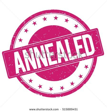 Annealed Stock Photos, Royalty.