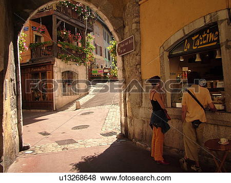 Pictures of France, Annecy, Haute.