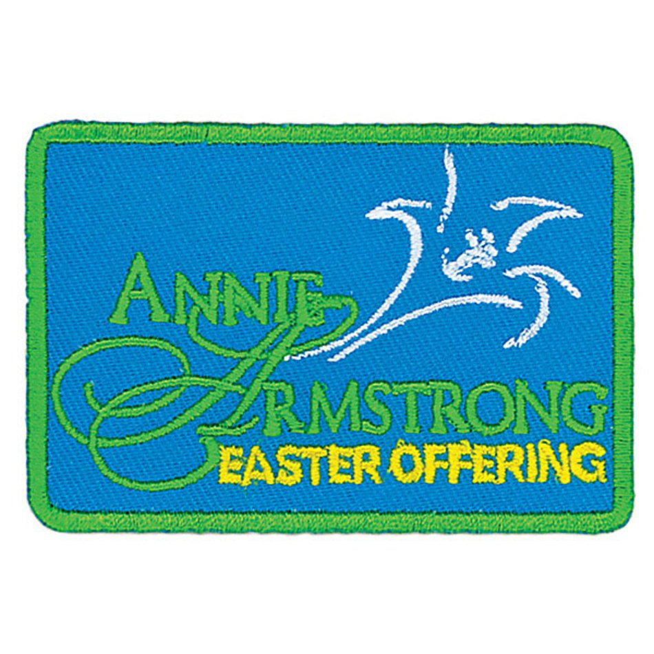 Annie Armstrong Easter Offering free image.