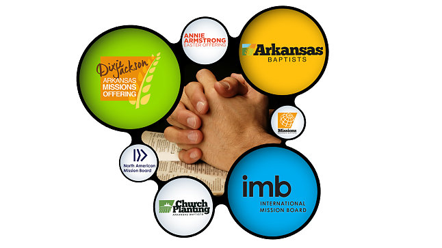 Arkansas Baptist State Convention · Missions Praying and Giving.