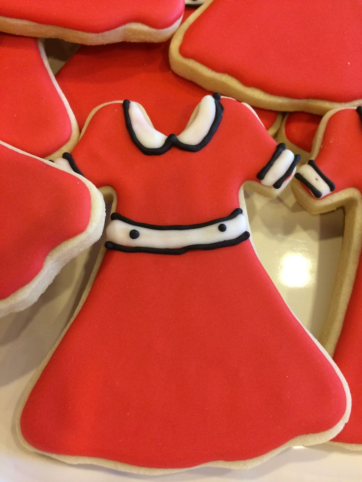 Annie cookies by Yenta Mamas.