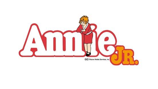 ANNIE JR. Cast List.