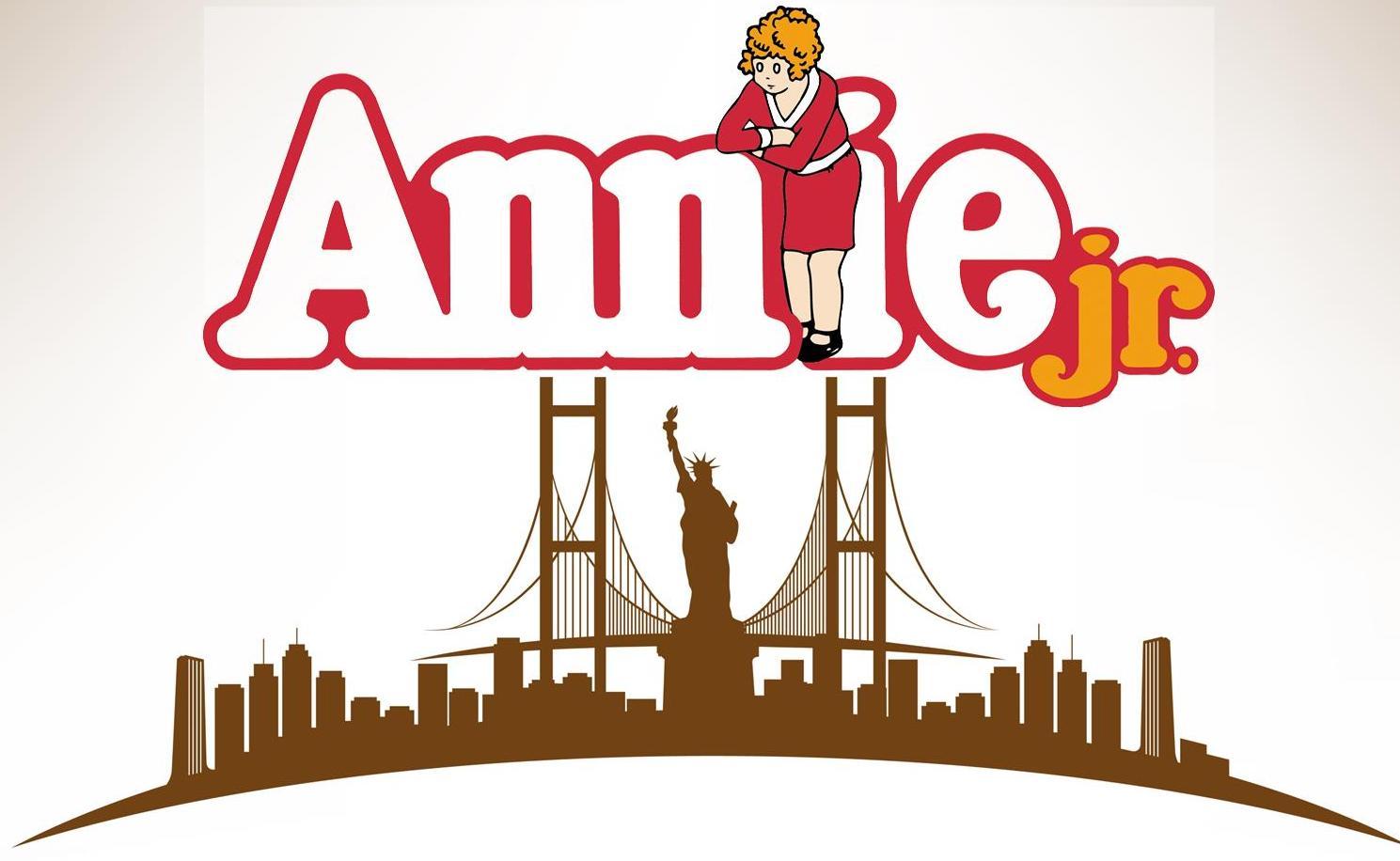 Annie jr Logos.