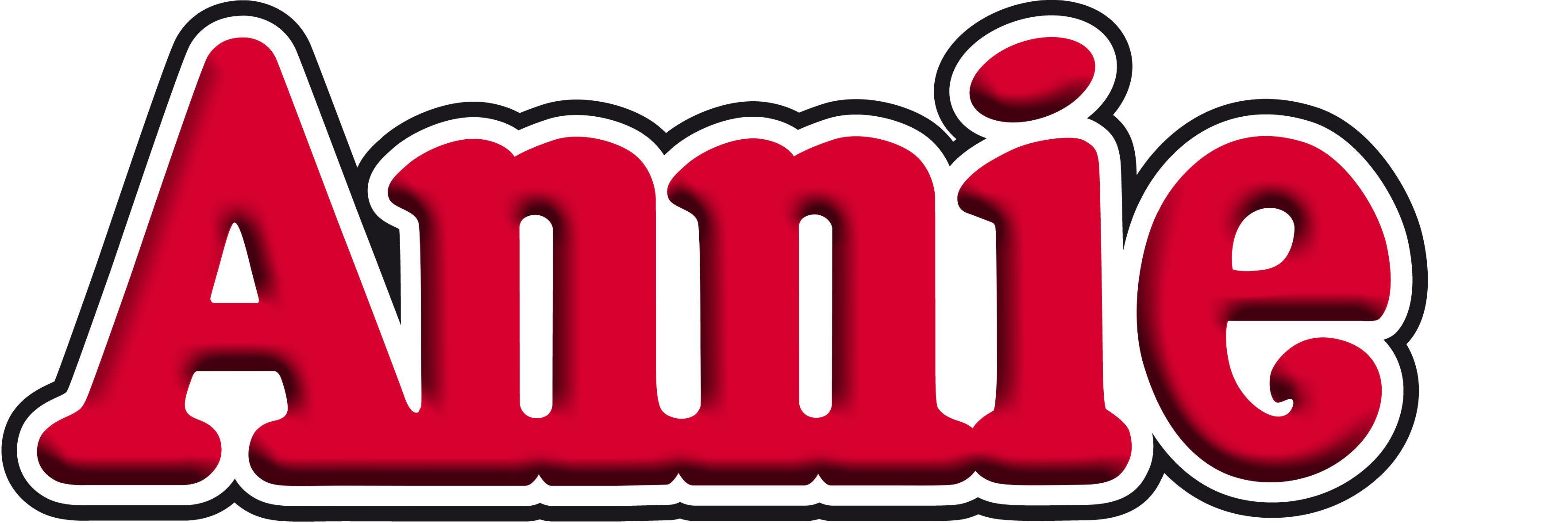 Annie Logo Clipart.