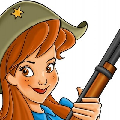 Annie oakley clipart 1 » Clipart Station.