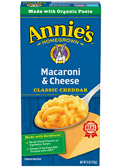 Classic Macaroni & Cheese.