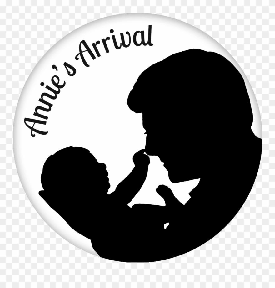 Annie\'s Arrival Logo.