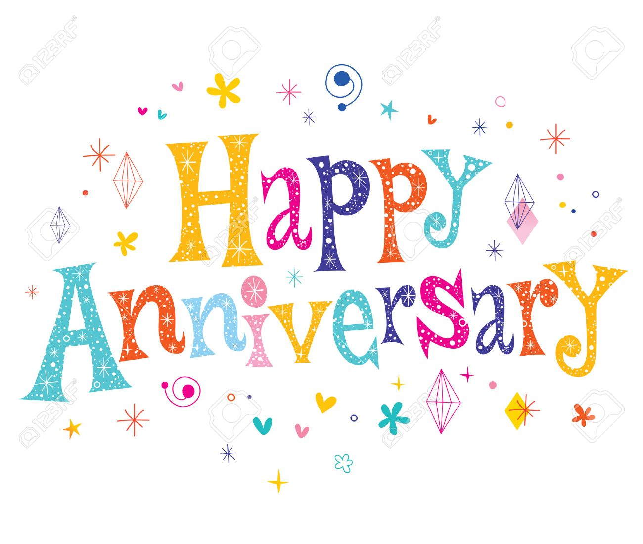 Free happy anniversary clipart 4 » Clipart Station.