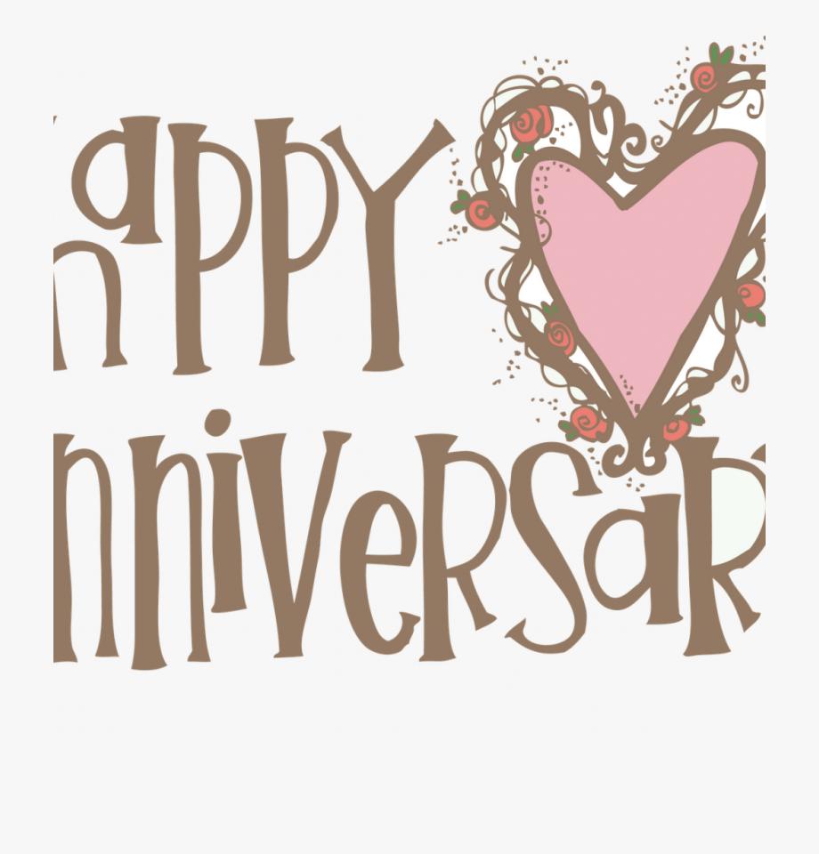 Free Wedding Anniversary Clipart.
