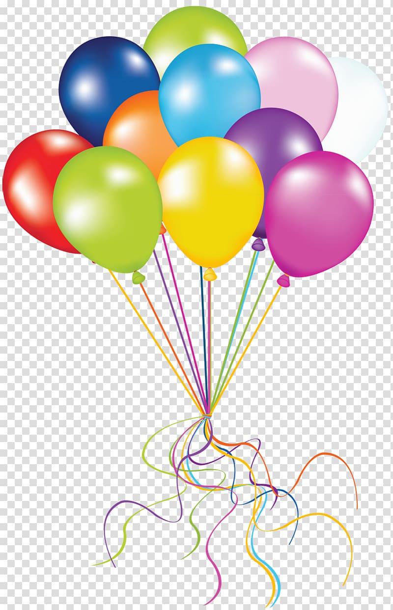 Balloon Birthday , Balloons , assorted.