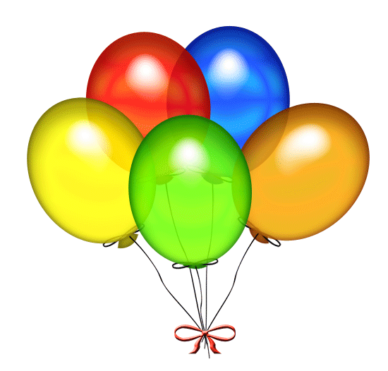 Free Birthday Balloons Cliparts, Download Free Clip Art.