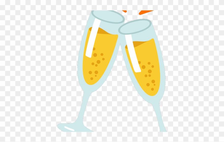 Champagne Clipart Anniversary Champagne.