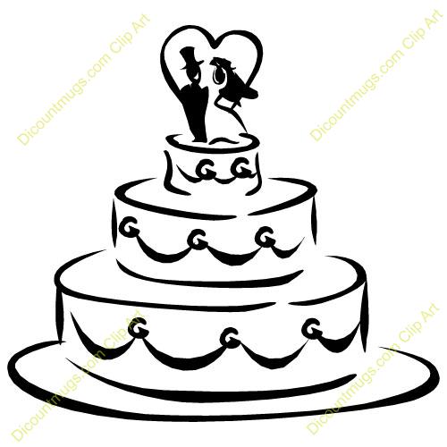 Wedding Shower Clip Art.