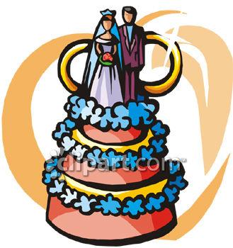 Wedding Anniversary Cake Clipart Free.