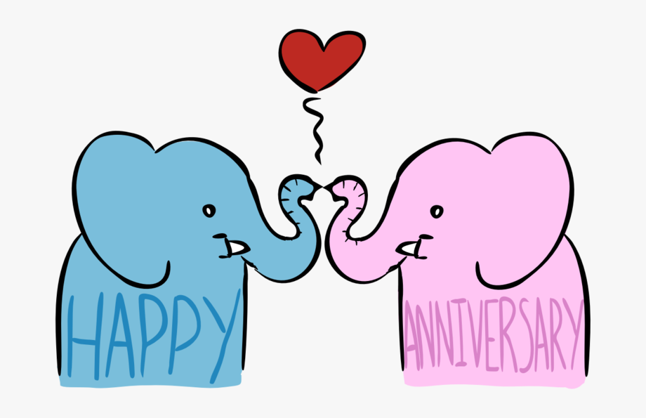 Anniversary Card Image By Iggysaur On Clipart Library.