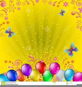 Free Clipart Anniversary Celebration.