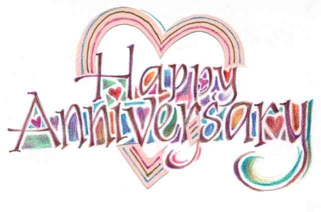 Happy anniversary download wedding anniversary clip art free 5.