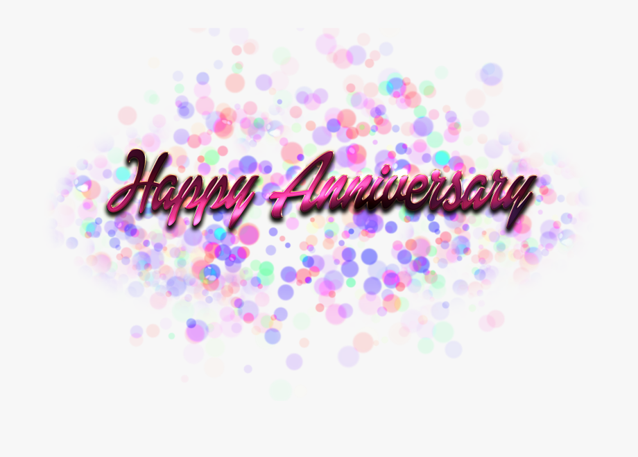 Work Anniversary Clip Art Transparent.