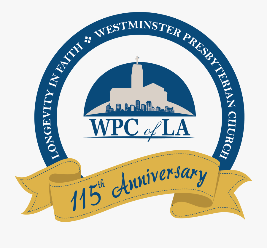 115th Worship Anniversary Logo.