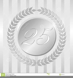 Anniversary Seals For Business Clipart.