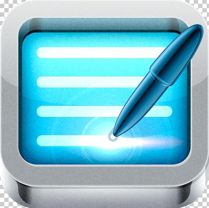 Handwriting App Store Optimization PDF Annotation Data PNG.