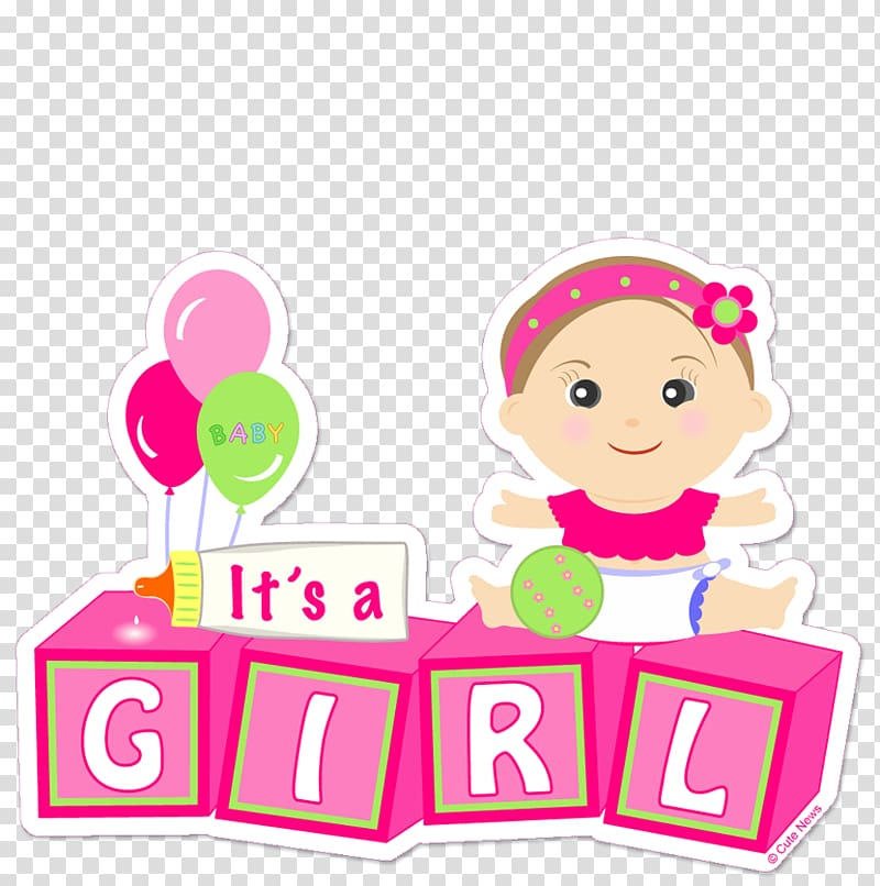Baby on box illustration, Infant Sign Girl Boy Baby.