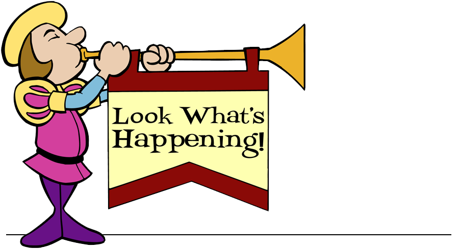Announcements clipart - Clipground