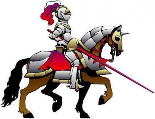 Announcements clipart medieval, Announcements medieval.