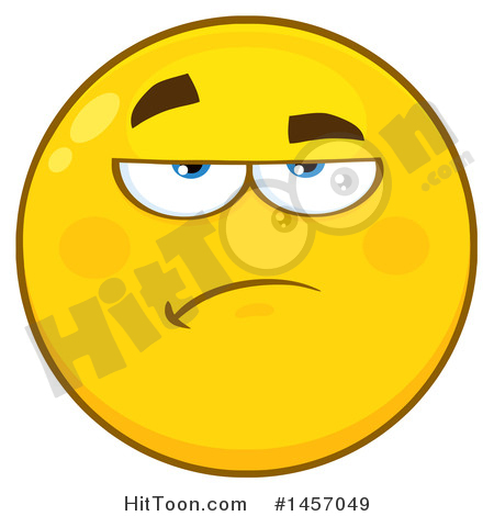 Annoyed face clipart 3 » Clipart Station.
